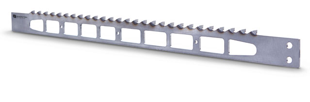 STELLITE® Scraper saw blades for thin cutting frame saw machines